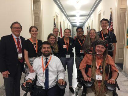 Team Washington & our trusted escorts.